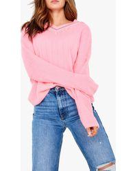 Lisa Todd Women's Sugar Rush Sweater - Pink