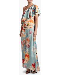 Adriana Iglesias Women's Jane Dress - Blue