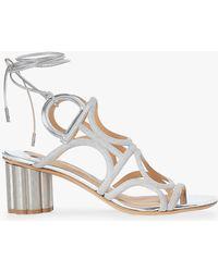 Ferragamo - Vinci 55 Sandals - Lyst