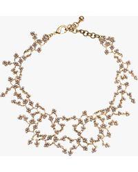 Lulu Frost Jackie Necklace - Metallic