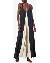 Mara Hoffman Women's Miro Maxi Dress - Black
