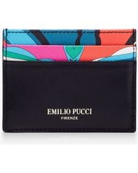 Emilio Pucci - Credit Card Holder - Lyst