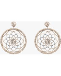 Deepa Gurnani - Raegan Earrings - Lyst