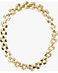 Lulu Frost Power Necklace - Metallic