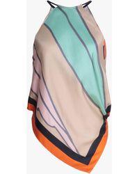 Diane von Furstenberg Women's Enya Top - Multicolor