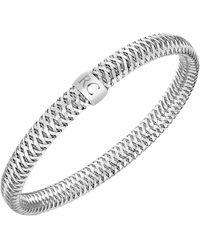 Roberto Coin - Primavera Woven Bangle Bracelet - Lyst