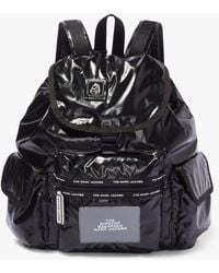 Marc Jacobs The Ripstop Backpack - Black