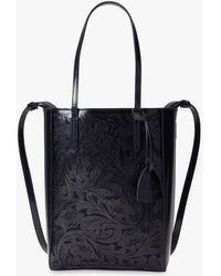 Ralph Lauren Collection - Mini Modern Leather Tote - Lyst