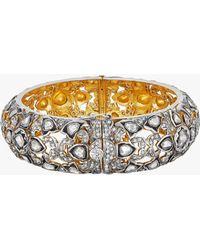 Amrapali - Diamond Bangle Bracelet - Lyst