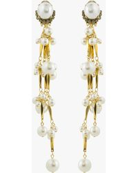 Erickson Beamon Pretty Woman Earrings - Metallic