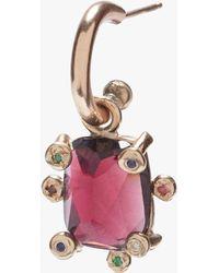 Scosha Single Genie Earring - Pink