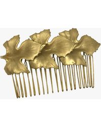 Dauphines of New York Tales Of Fantasy Hair Comb - Metallic