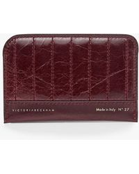 Victoria Beckham Flat Card Holder - Multicolor