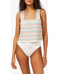 Solid & Striped Women's The Leila Top - White