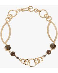 Stephanie Kantis - Peace Necklace - Lyst
