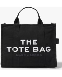 Marc Jacobs Traveler Tote Bag - Black