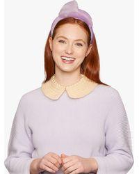Eugenia Kim Mita Headband - Purple