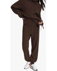 Rag & Bone Women's Pierce Cashmere Sweatpants - Brown