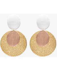 Stephanie Kantis - Sunset Clip-on Earrings - Lyst