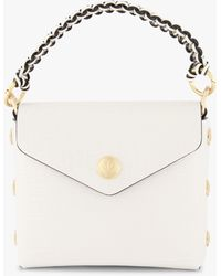 Rag & Bone Micro Atlas Crossbody Handbags - White