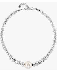 Uno De 50 Moody Necklace - Metallic