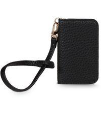 Oliver Bonas Maya Dalmatian Black Card Holder