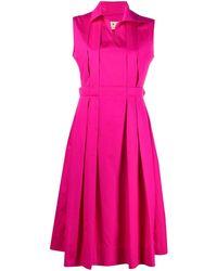 Marni Sleeveless Mid-length Dress - Pink