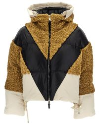 2 Moncler 1952 Clothing Down Jacket - Multicolor