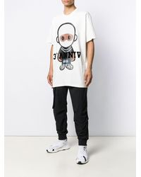ih nom uh nit Logo Graphic Print T-shirt - Multicolor
