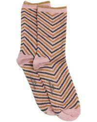 Becksöndergaard Graue Socken Twisty Darya Sock