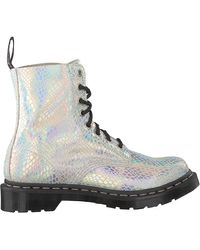Dr. Martens Witte Veterboots 1460 Pascal