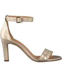 Notre-v Gouden Sandalen 27242 - Metallic