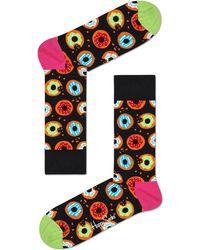 Happy Socks Mehrfarbige/bunte Socken Donut