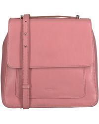 MYOMY Roze Schoudertas My Boxy Bag Locker