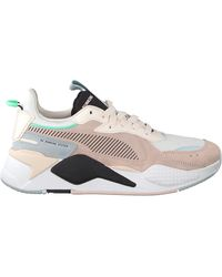 PUMA Roze Lage Sneakers Rs-x Reinvent Wn's