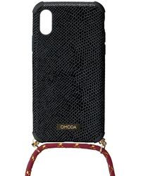 Omoda Rote Accessoires Handykette Xs/max Iphone Koord