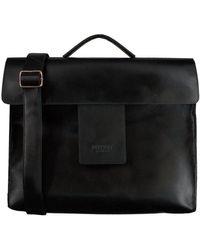 MYOMY Zwarte Laptoptas My Home Bag Business Bag