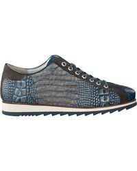 GIORGIO Blauwe Lage Sneakers 64926