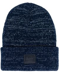 Herschel Supply Co. Blauwe Muts Abbott Reflective