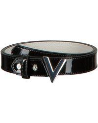 Valentino Zwarte Riem Forever Belt