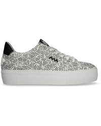 Floris Van Bommel - Schwarze Sneaker Low 85333 - Lyst