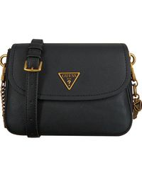 Guess Zwarte Schoudertas Destiny Shoulder Bag