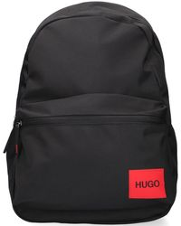 HUGO Sac À Dos Ethon Backpack - Noir