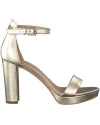Guess Gouden Sandalen Omere - Metallic