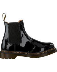 Dr. Martens - Zwarte Chelsea Boots 2976 W - Lyst