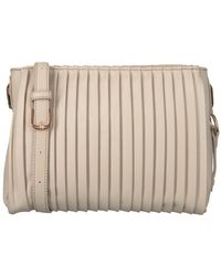 Liu Jo Beige Schoudertas Bril Crossbody M - Naturel