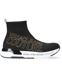 Versace Jeans Couture Baskets Montantes Dynamic Dis 23 - Noir