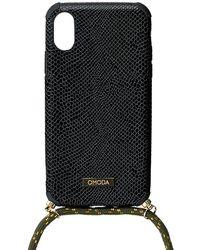 Omoda Grüne Accessoires Handykette 7/8 Iphone Koord