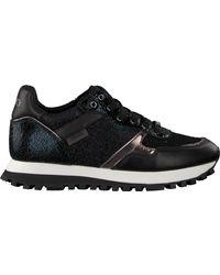 Liu Jo Zwarte Lage Sneakers Liujo Wonder 2.0