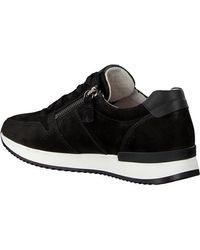 Gabor Zwarte Sneakers 420
